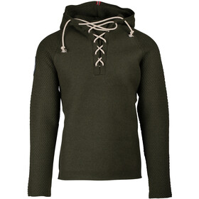 Amundsen Sports M's Boiled Laced Hoodie Earth